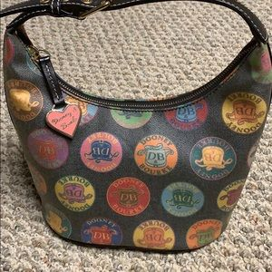 Dooney and Bourke vintage purse small